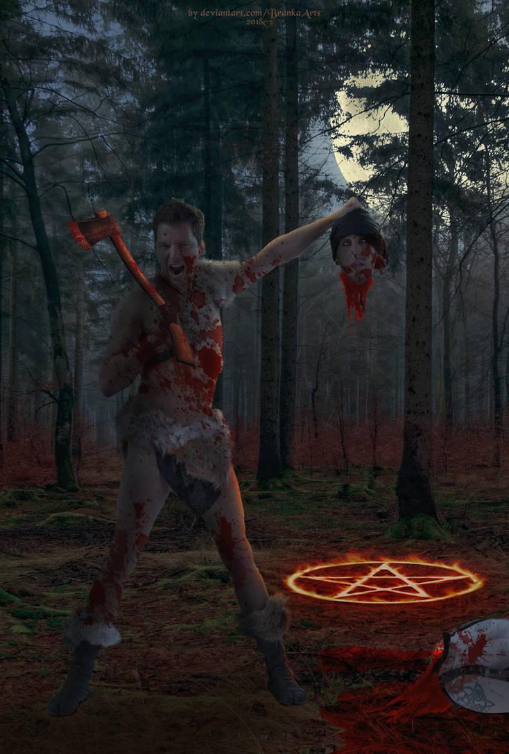 Bloodlust by Branka-Artz