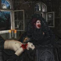 The Taste of Blood by BrankaArts