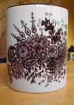 Flower Power - Print on a Mug
