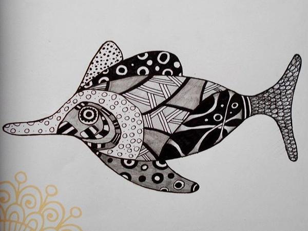 Strange Fish 3 by mdudziak