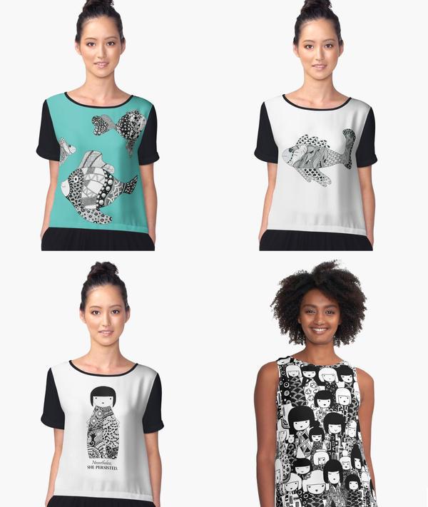 T-Shirts by mdudziak
