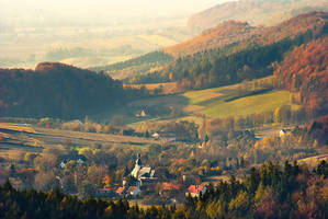 Fairytale village by white-white