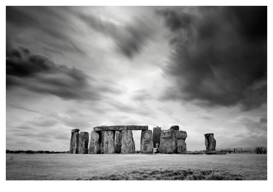 Stonehenge by white-white