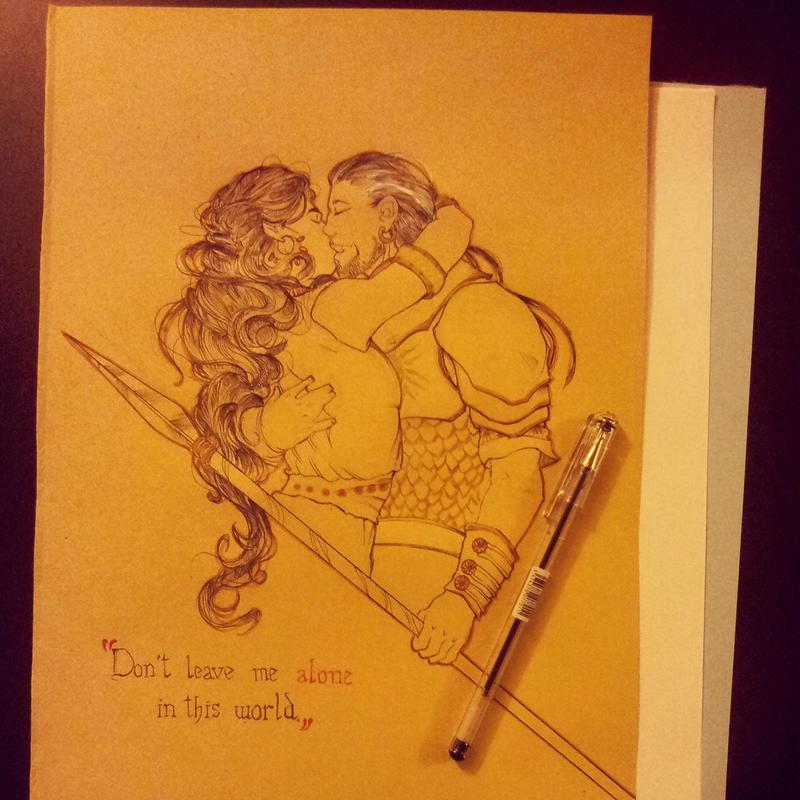 Love by PaddyMoonshade