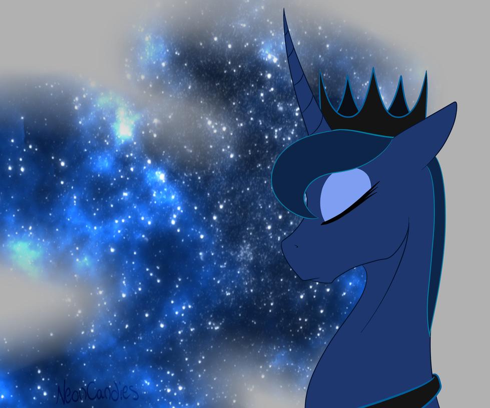 Queen Luna by NeonCandies
