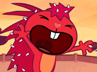 Happy Three Friends Gif by proHjects
