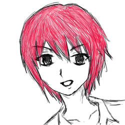 Testing first time draw with stylus pen 30 min by zhero3010