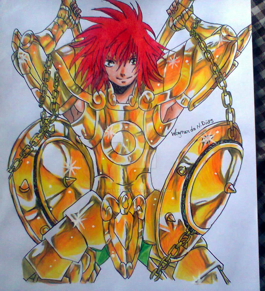 Dohko De Libra (Saint Seiya The Lost Canvas) By