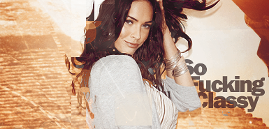 -Megan Fox by SoClassy