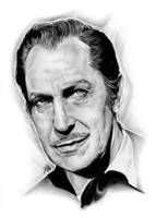 Vincent Price by tainted-orchid