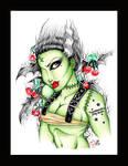 Frankenstein Drag Queen