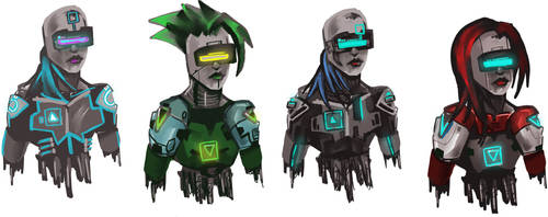Nexus Concept art by friendbeard