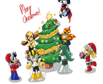 Robot Rumpus Secret Santa 2017
