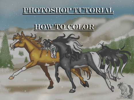Photoshop Tutorial by Leadmare