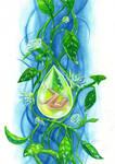 Dew Drop by Bewildermunster
