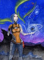 Maya the Siren by Bewildermunster