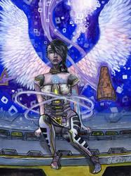 Angel the Siren by Bewildermunster