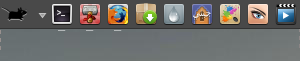 Dock on XFCE panel by xangervi