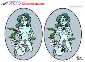 SPECS Commissions ''Sheba'' by queenElsafan2015 by soperotics85