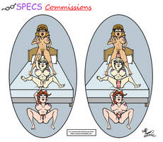 SPECS Commissions ''Frozen2'' for queenElsafan2015 by soperotics85