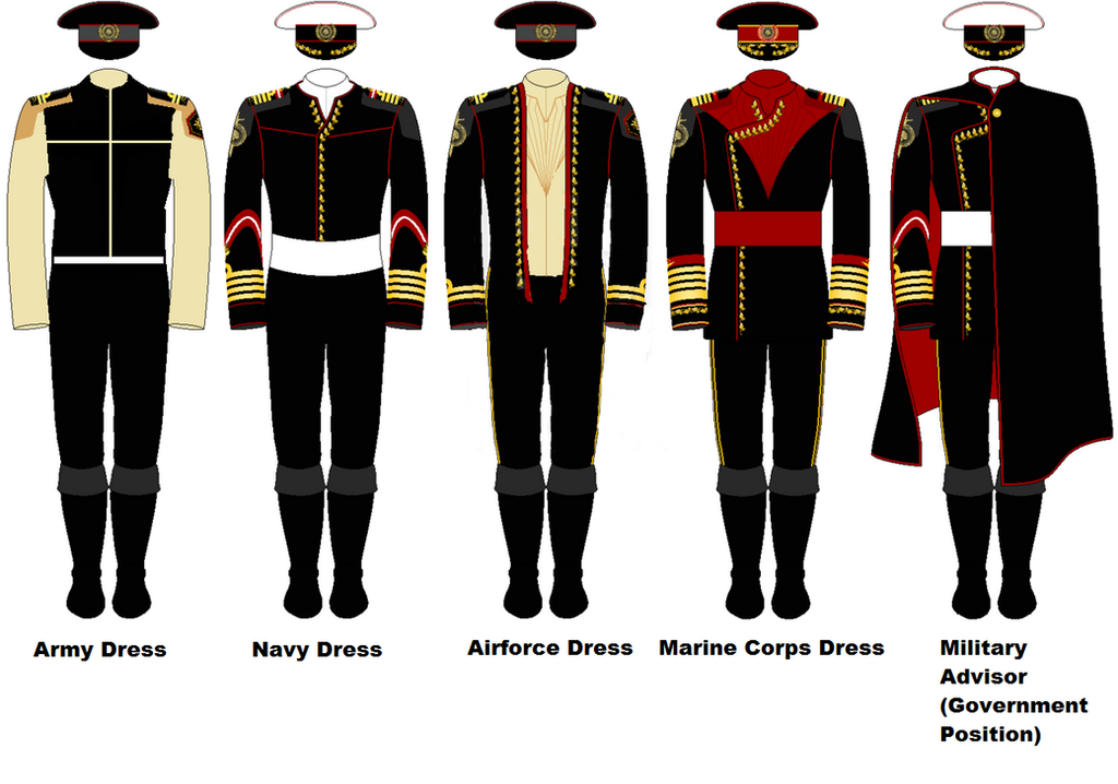 Army Military Dress Uniform 31