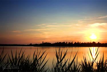 Apollo - Golden sunset by CountessMorticia