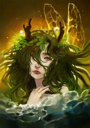 fairy by batsu-nozuchi