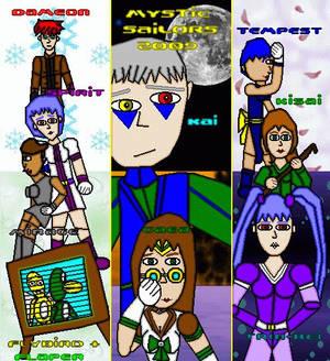 Mystic Sailors 2009 Cast