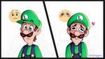 Expression meme Luigi by SpicyAvogato