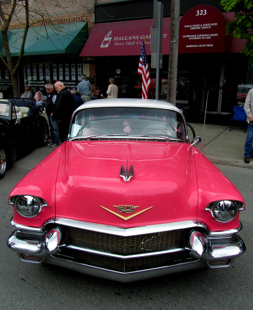 Pink Cadillac II By Tundra-timmy On DeviantArt