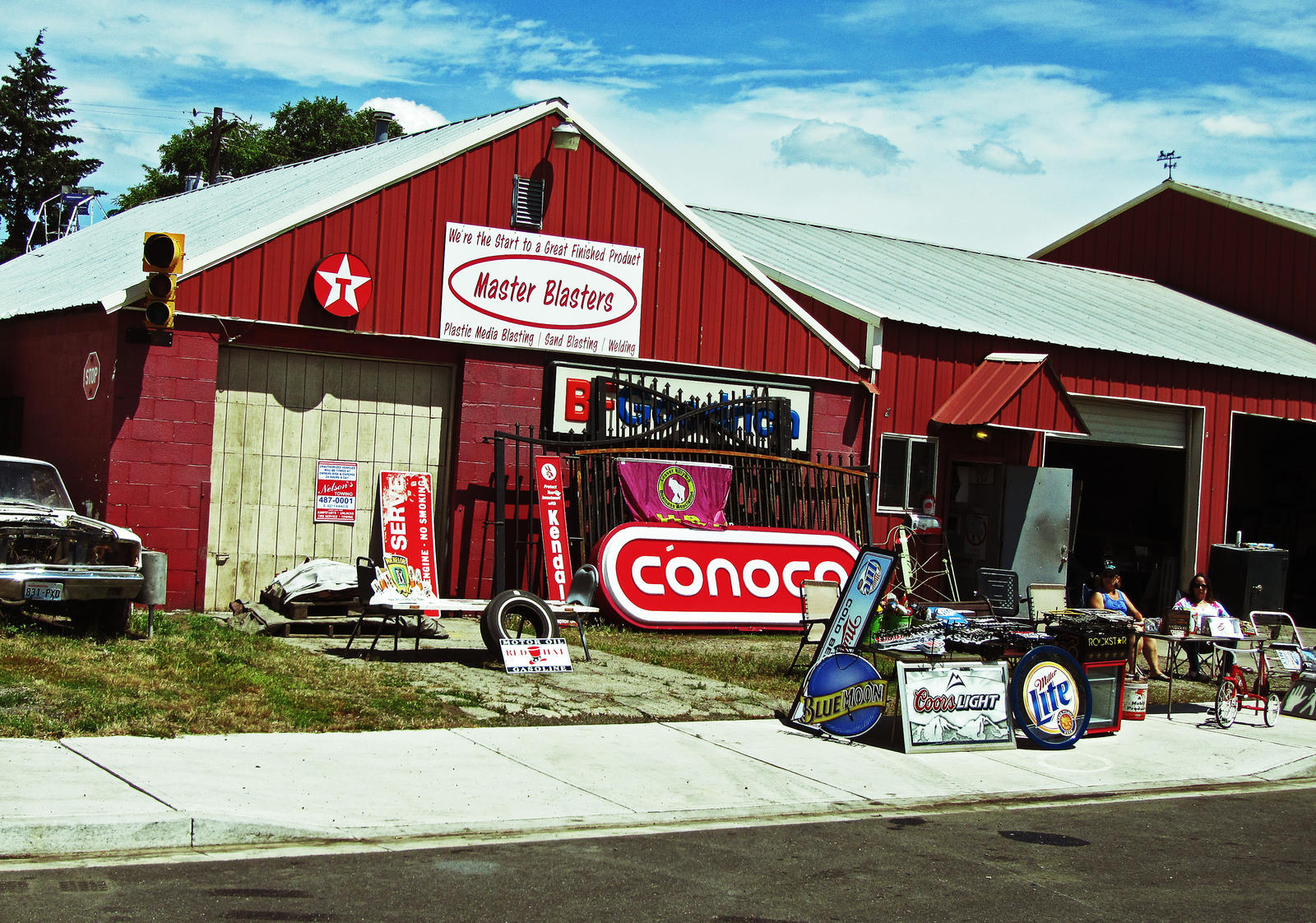 Man Cave Store Spokane : Man cave decorator store by tundra timmy on deviantart