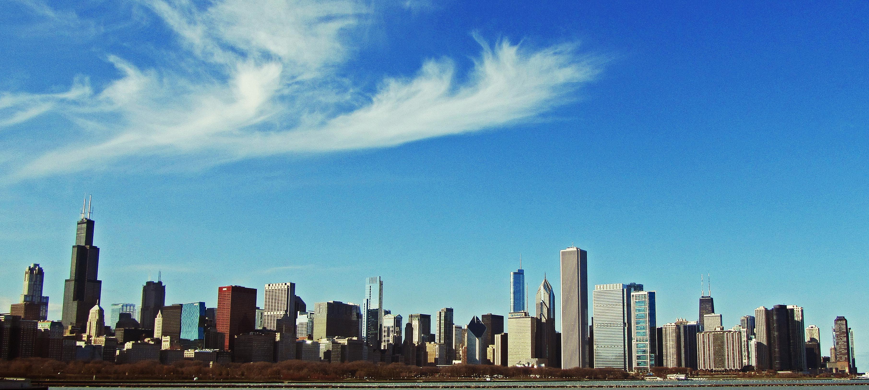 Chicago Skyline 4 by tundra-timmy