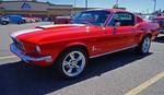 1968 Mustang GT II