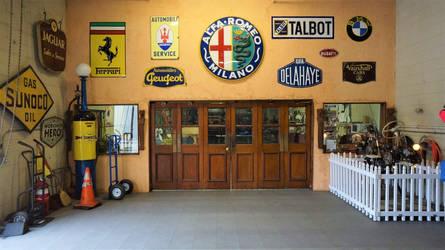Simeone Museum Shop
