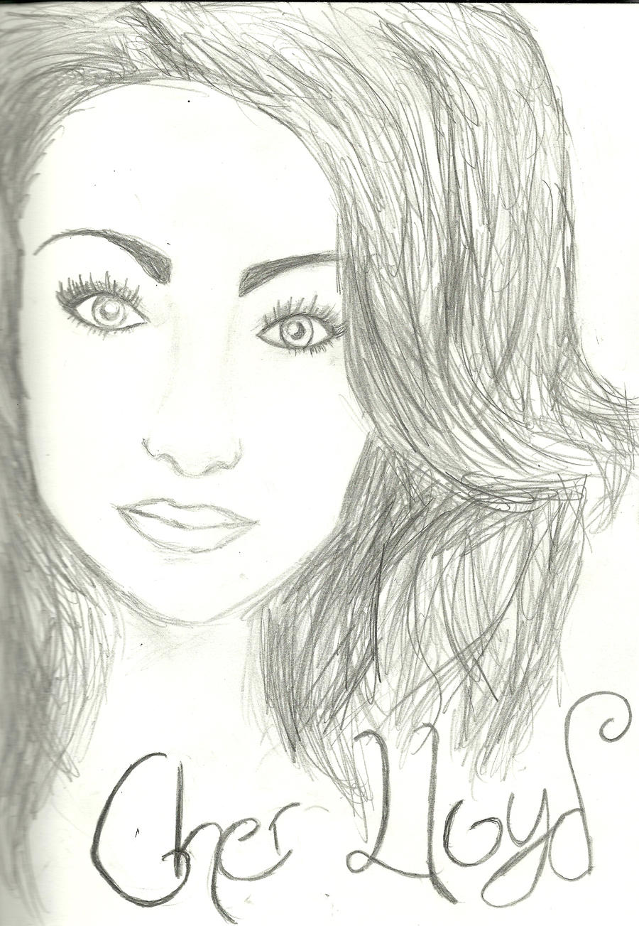 cher lloyd coloring pages - photo#18