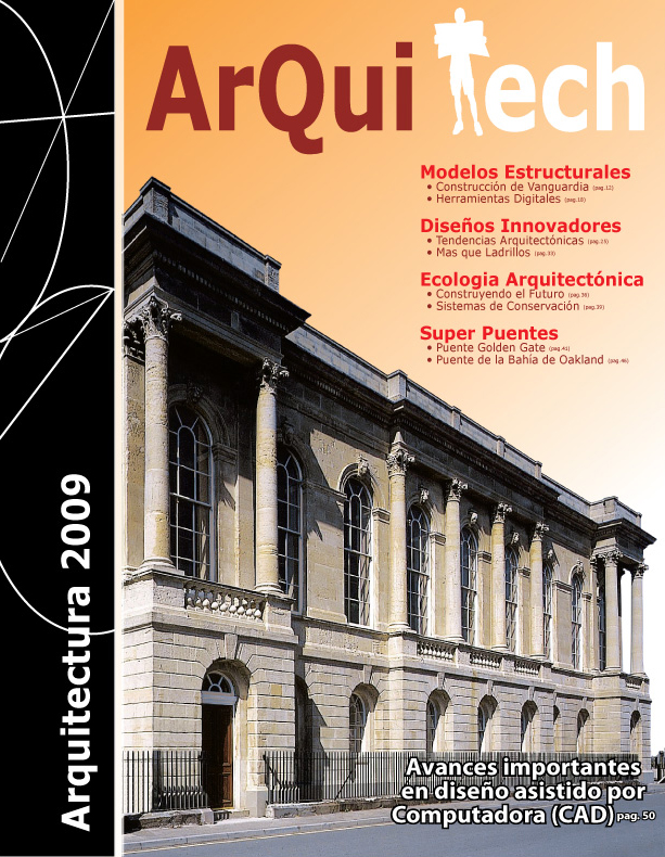 Portada revista arquitectura by erickcr on deviantart for Portadas de revistas de arquitectura