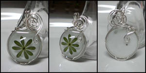 Wire Wrapped Resin Take III