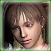 Rebecca Chambers Icon 2 by LegendaryDragon90