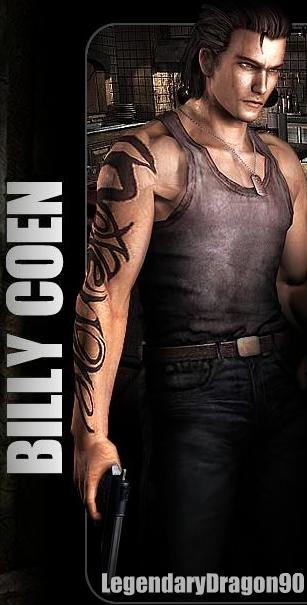 Billy Coen FTW by LegendaryDragon90