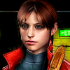 Claire Redfield Icon by LegendaryDragon90