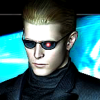 Albert Wesker RE4 Icon by LegendaryDragon90