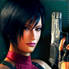 Ada Wong Icon 2 by LegendaryDragon90
