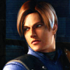 Leon S. Kennedy Icon by LegendaryDragon90