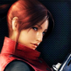 Claire Redfield Icon 2 by LegendaryDragon90