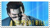 Billy Coen Stamp by LegendaryDragon90
