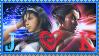 Jun X Kazuya Stamp by LegendaryDragon90
