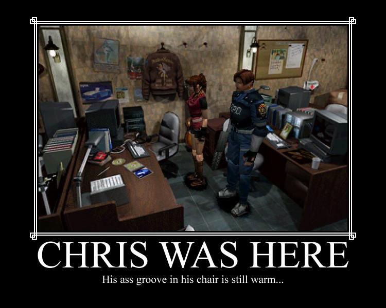 Chris Was Here By Legendarydragon90 On Deviantart