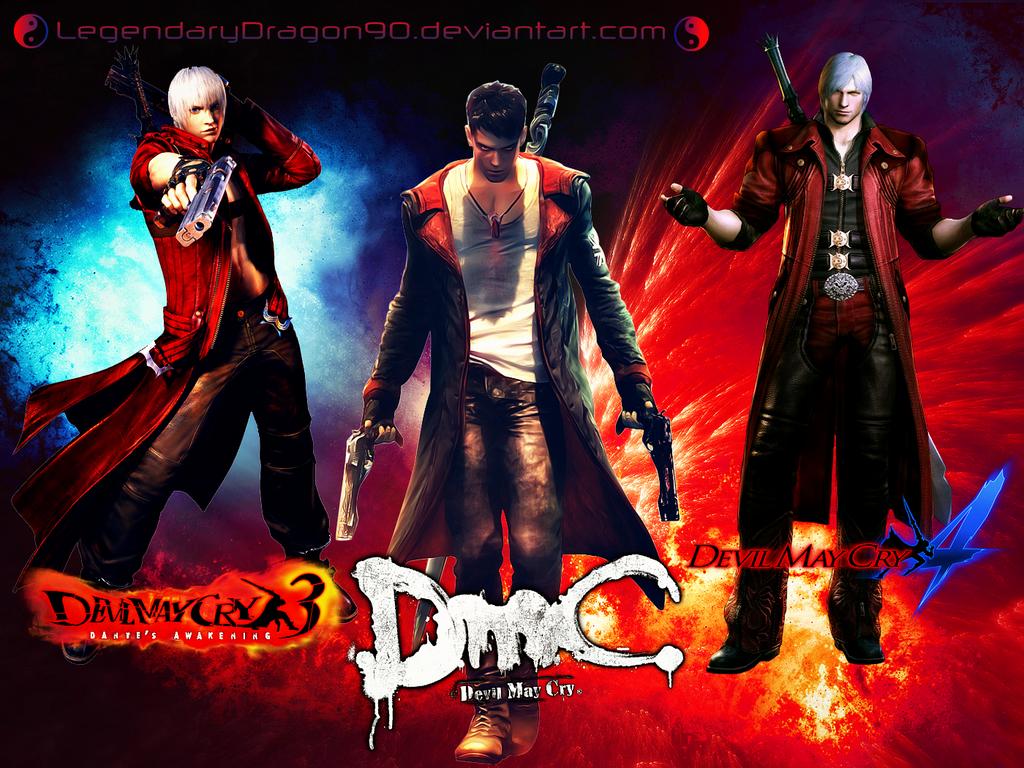 Dmc dante evolution by legendarydragon90 on deviantart dmc dante evolution by legendarydragon90 voltagebd Gallery