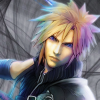 Cloud Strife Icon 2 by LegendaryDragon90