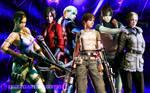 The Heroines of Resident Evil
